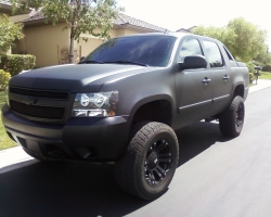 AJSanderss 2007 Chevrolet Avalanche