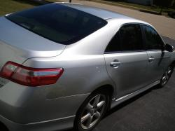 Futuros 2007 Toyota Camry