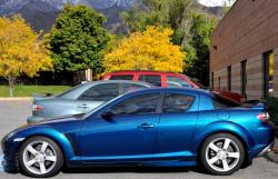 CaddyCTS-Vs 2006 Mazda RX-8