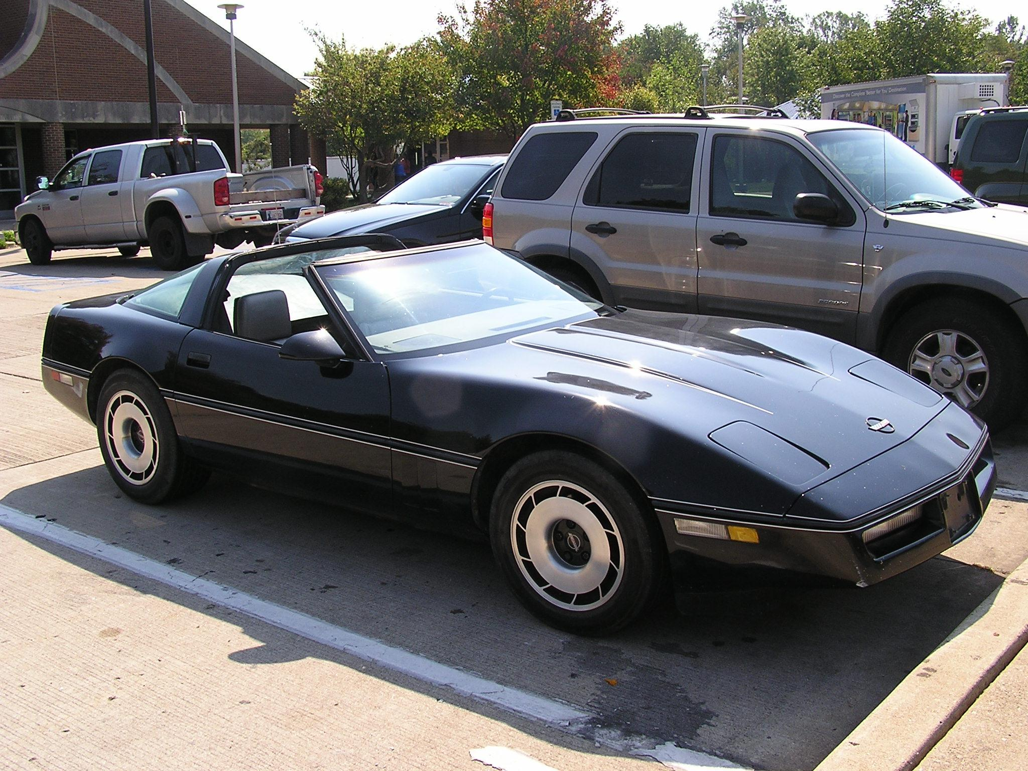 Bonnie Clyde 1984 Chevrolet Corvette Specs Photos Modification Info At Cardomain