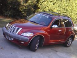 CODEREDD7466s 2002 Chrysler PT Cruiser
