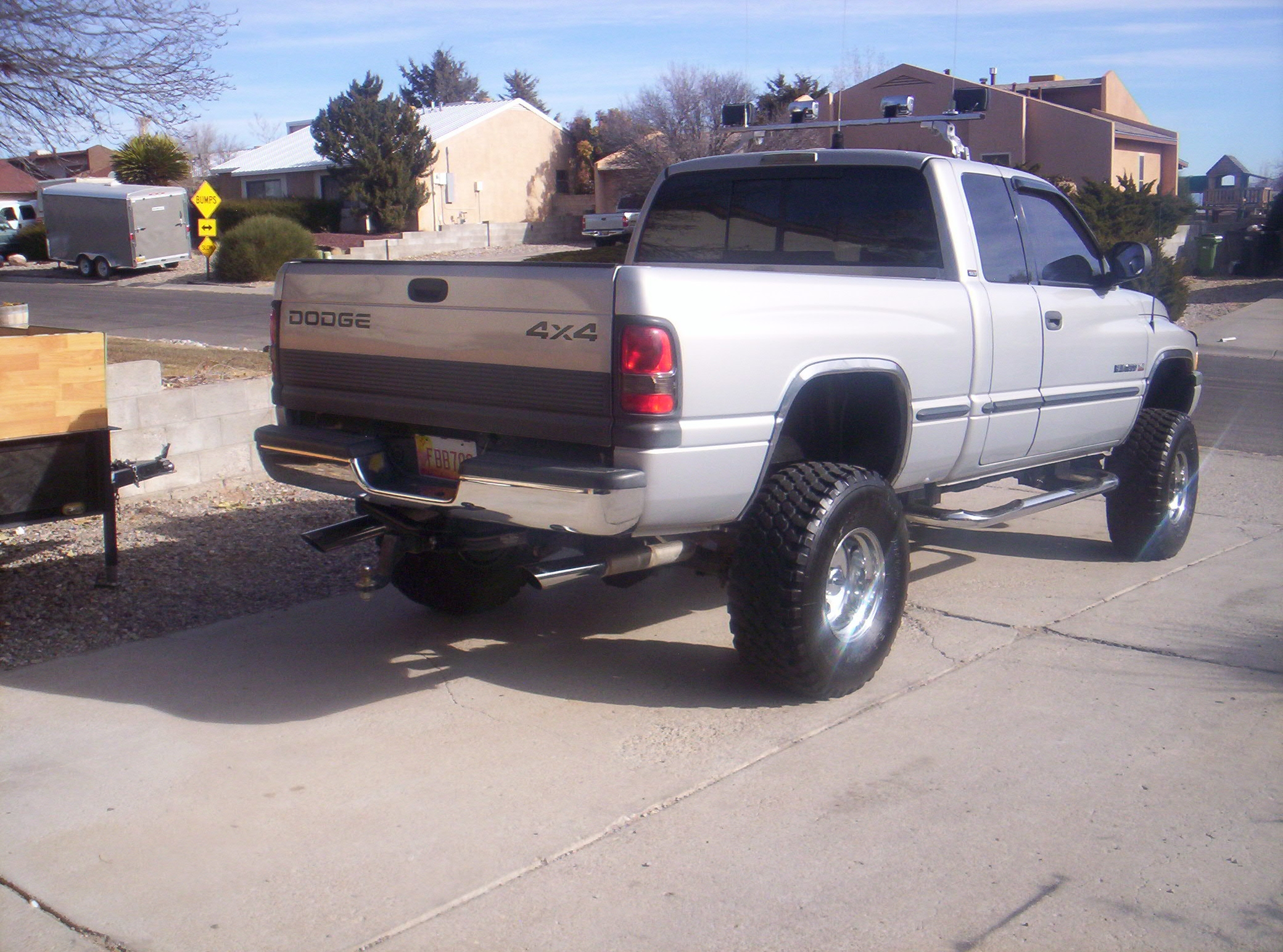 Another moskia 1998 Dodge Ram 1500 Quad Cab post... - 14896598