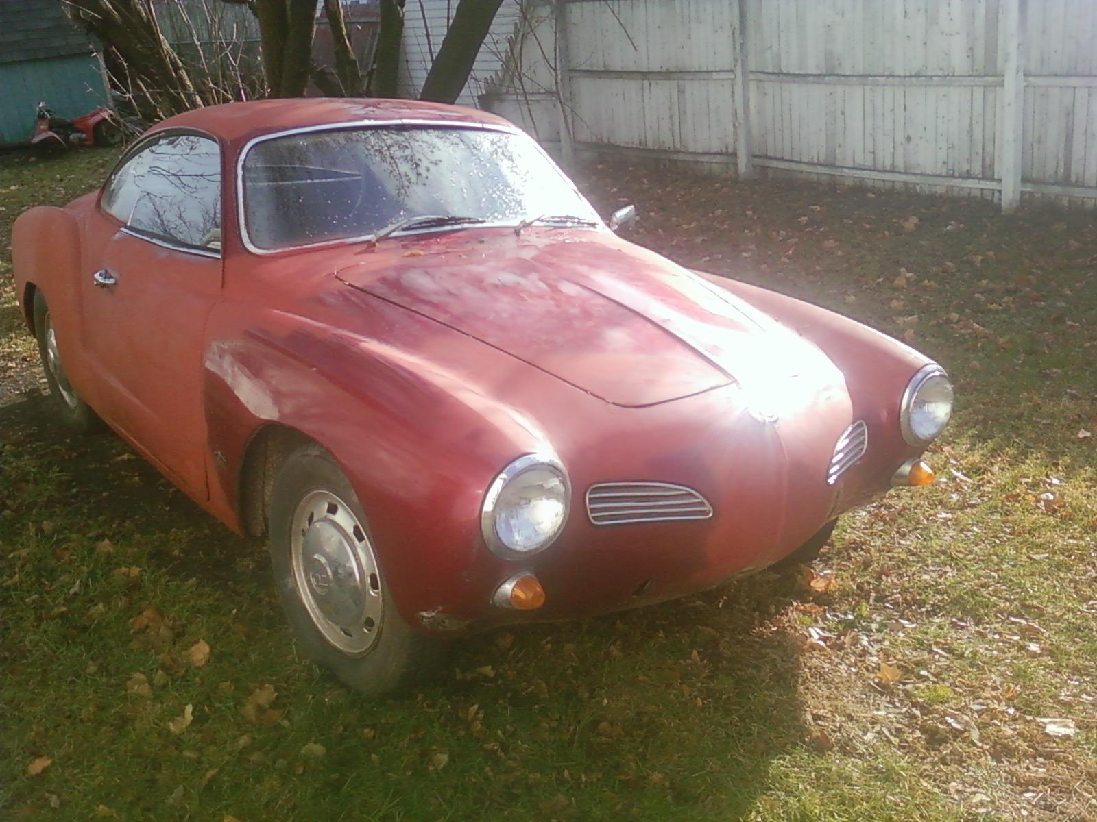 rev-it-up 1967 Volkswagen Karmann Ghia