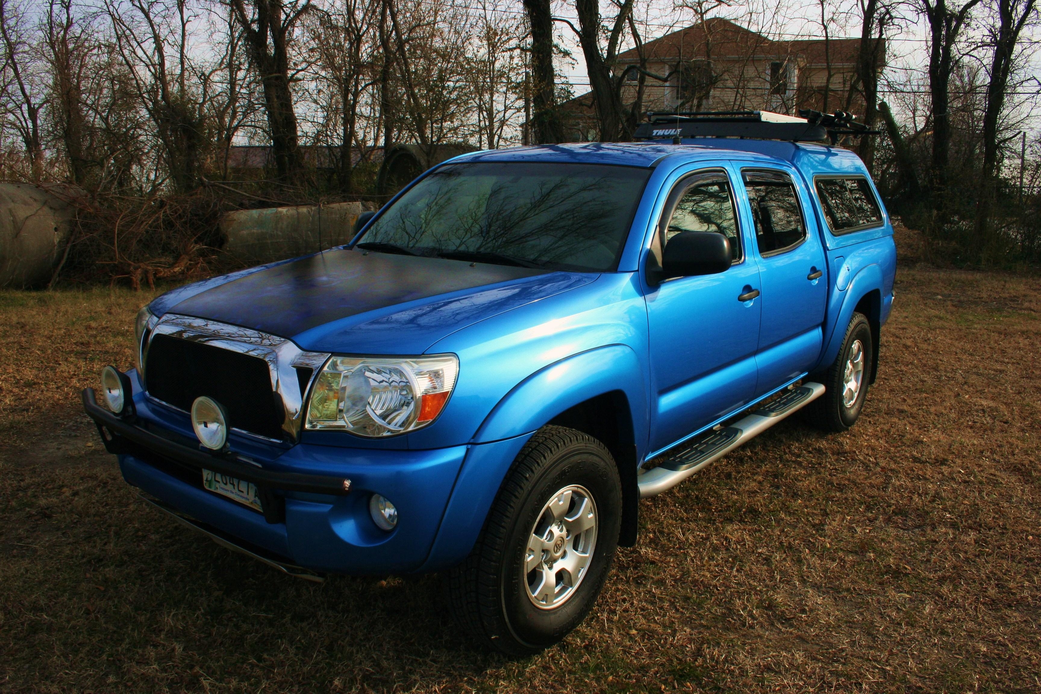 tazzx2 2005 toyota tacoma double cabpickup 4d 5 ft specs photos modification info at cardomain. Black Bedroom Furniture Sets. Home Design Ideas