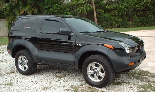 Another 924Guy 1999 Isuzu VehiCROSS post... - 14897665