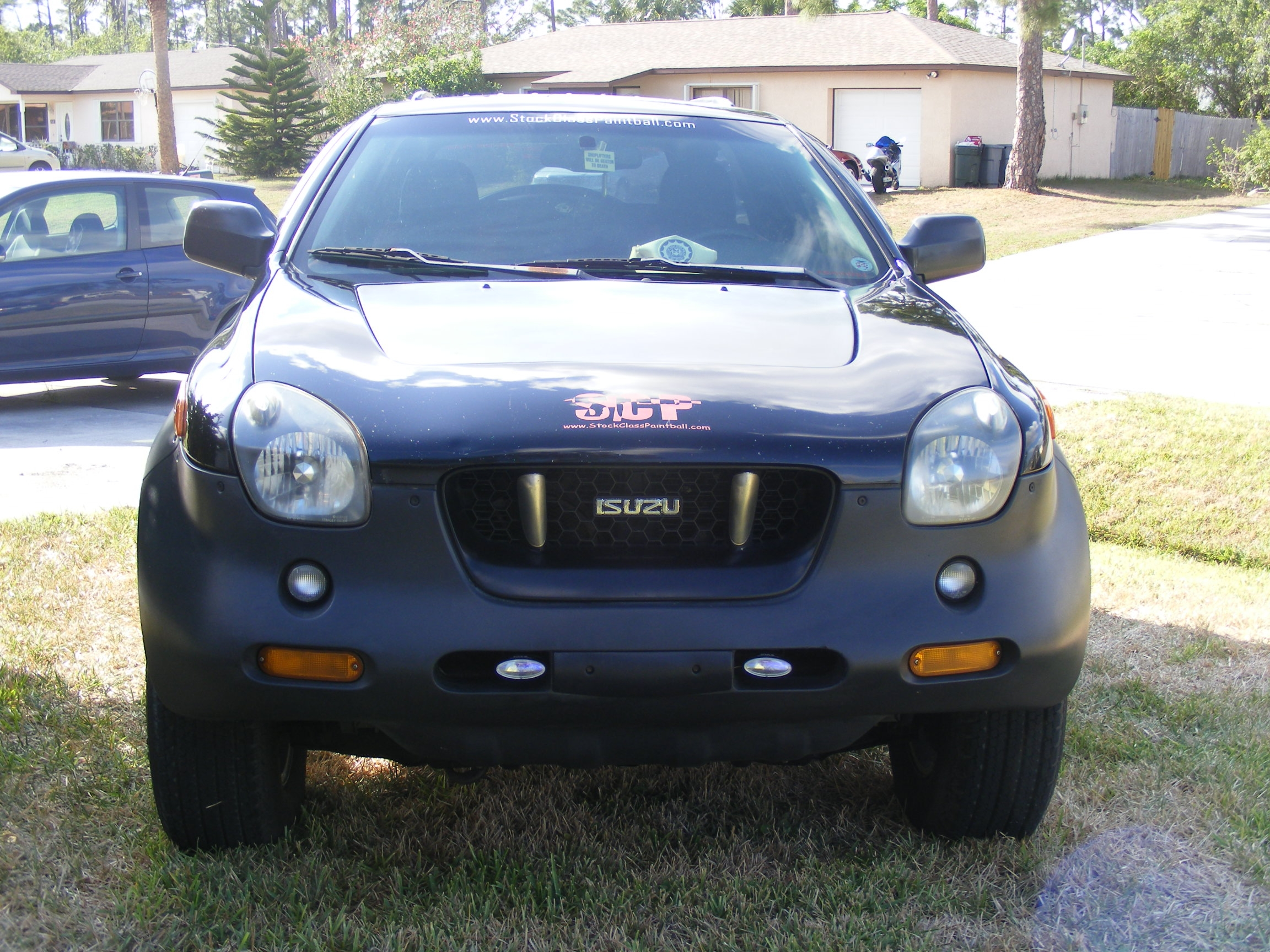 Another 924Guy 1999 Isuzu VehiCROSS post... - 14897666