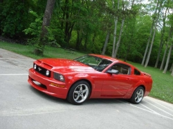 gt7s 2005 Ford Mustang