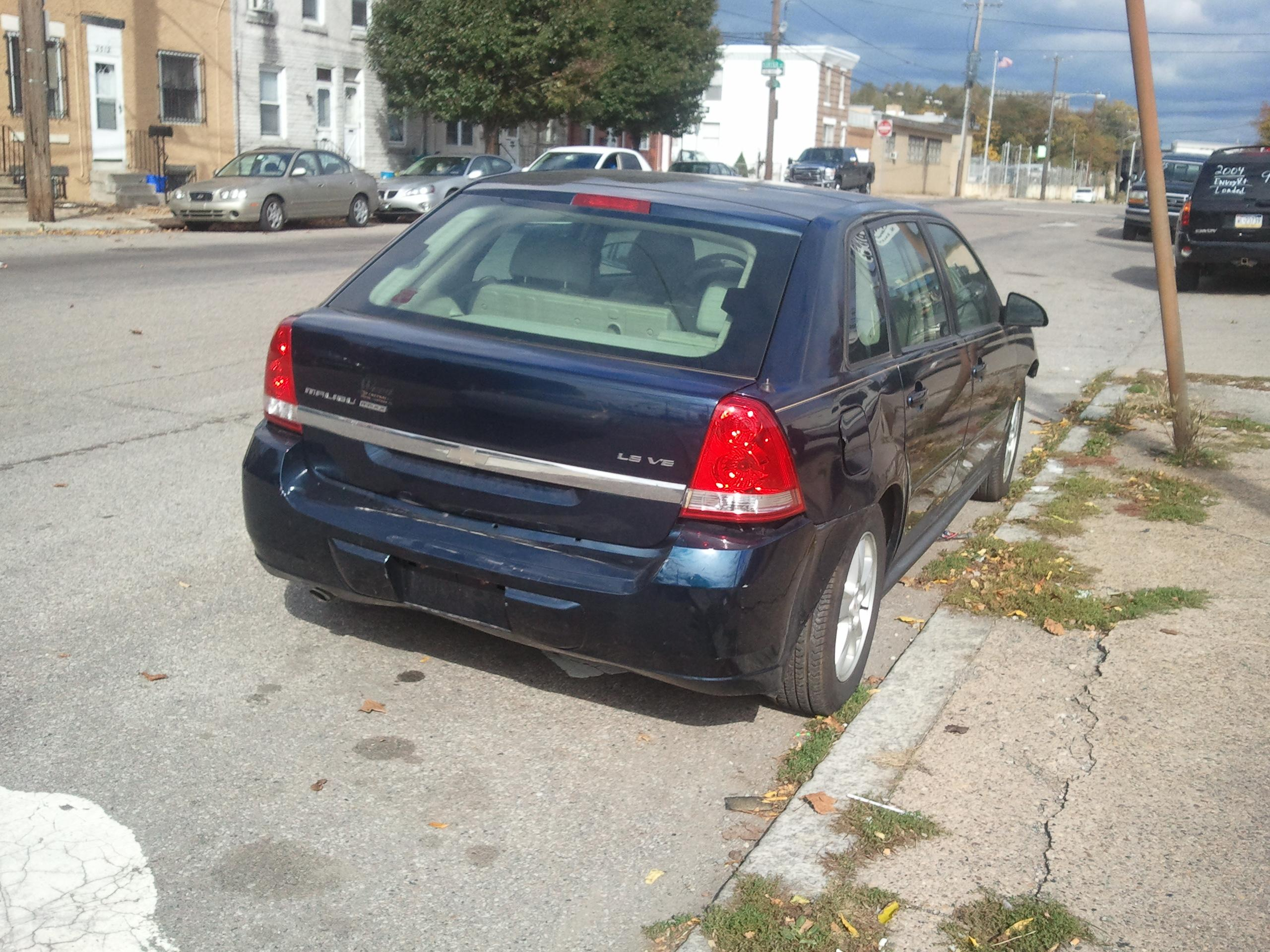 Another cousindanny 2004 Chevrolet Malibu post... - 14898429