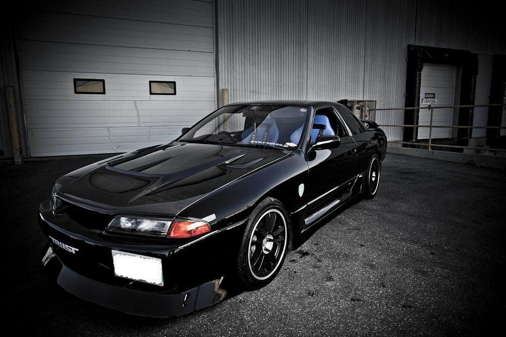 SlideR32 1990 Nissan Skyline