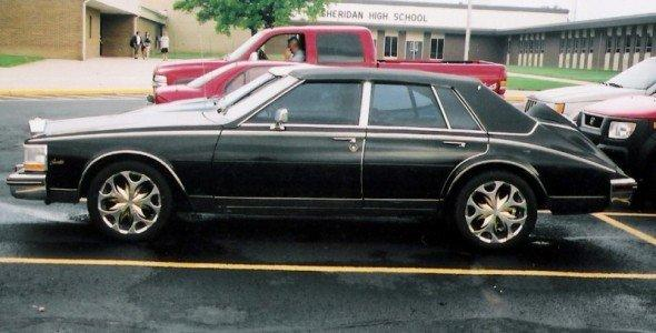 rob53 1985 cadillac seville specs photos modification. Cars Review. Best American Auto & Cars Review