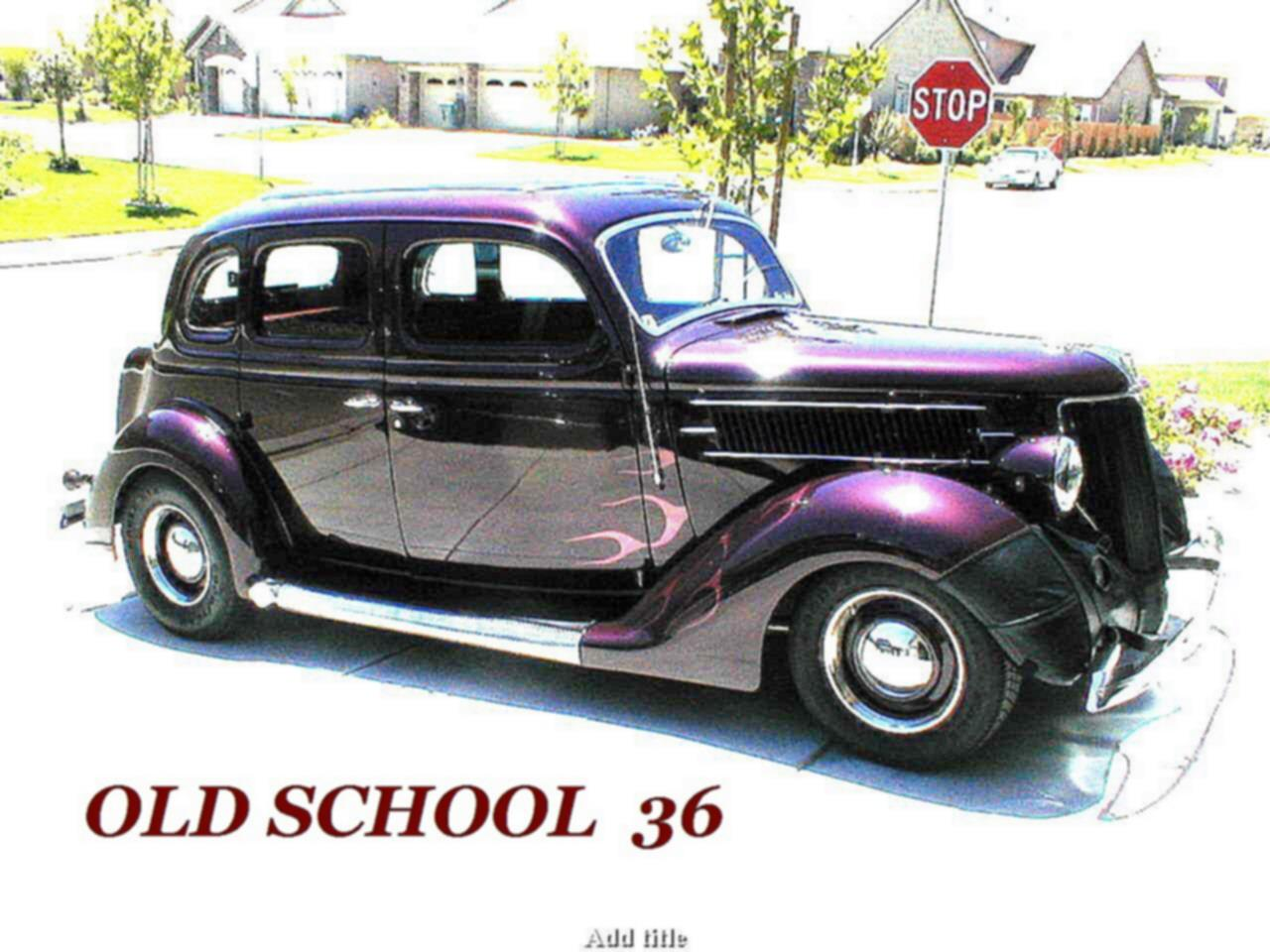 Another dchappy 1936 Ford Deluxe post... - 14900268