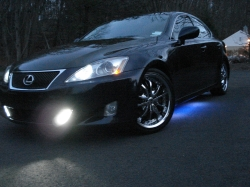 jcoba07s 2007 Lexus IS