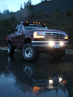 TRAVAM91s 1996 Ford F150 Regular Cab