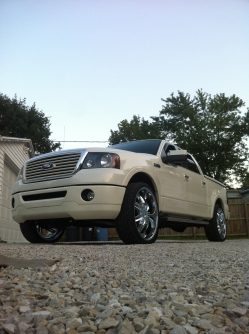 t-rusts 2008 Ford F150 SuperCrew Cab