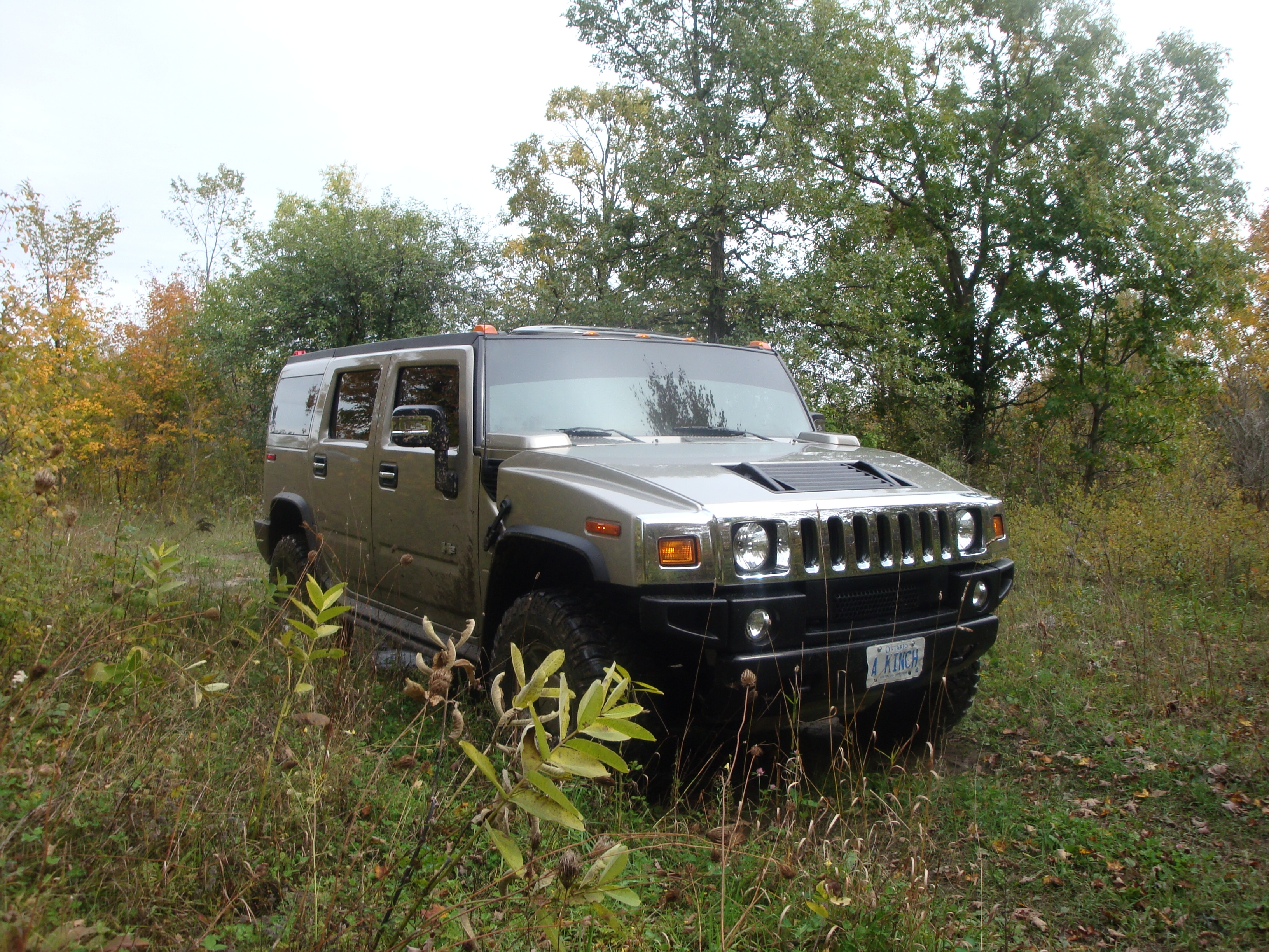 Another kinchy 2006 Hummer H2 post... - 14902049