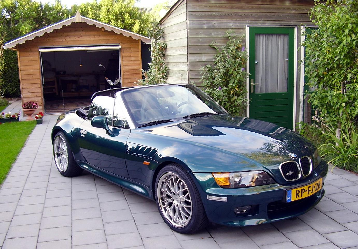 13265 1998 Bmw Z36 Cyl Roadster 2d Specs Photos
