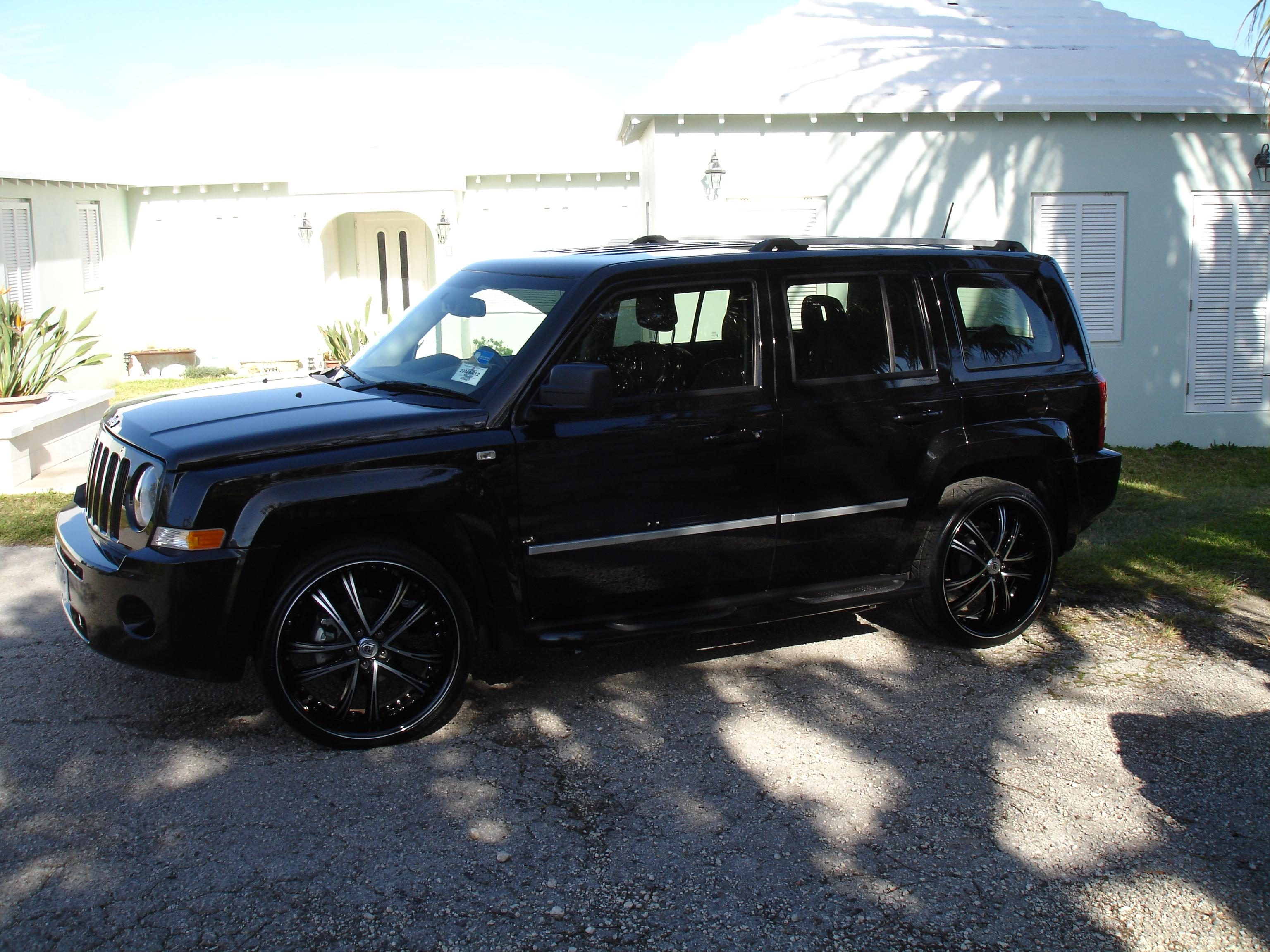 neverscared 2010 jeep patriotlimited specs, photos, modification