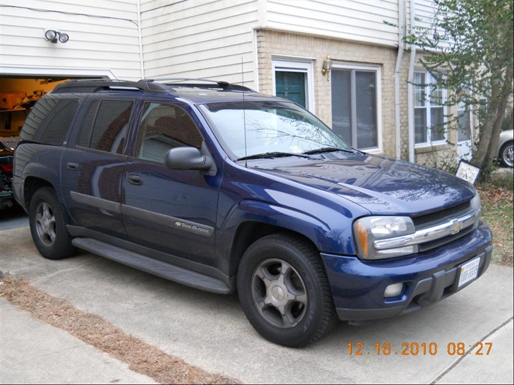 Another vernonavant 2004 Chevrolet TrailBlazer post... - 14902469