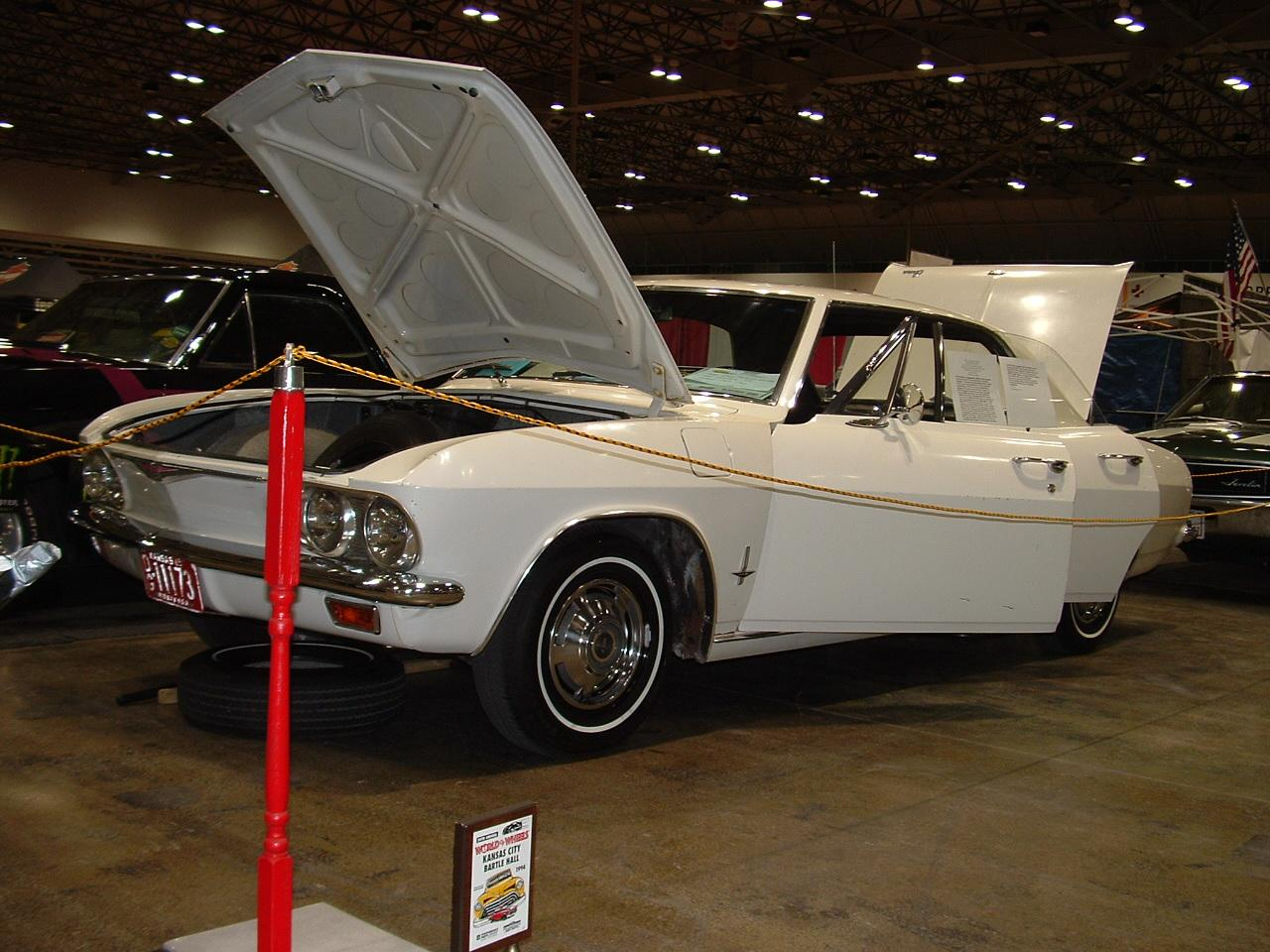 Another aerohog 1965 Chevrolet Corvair post... - 14902939