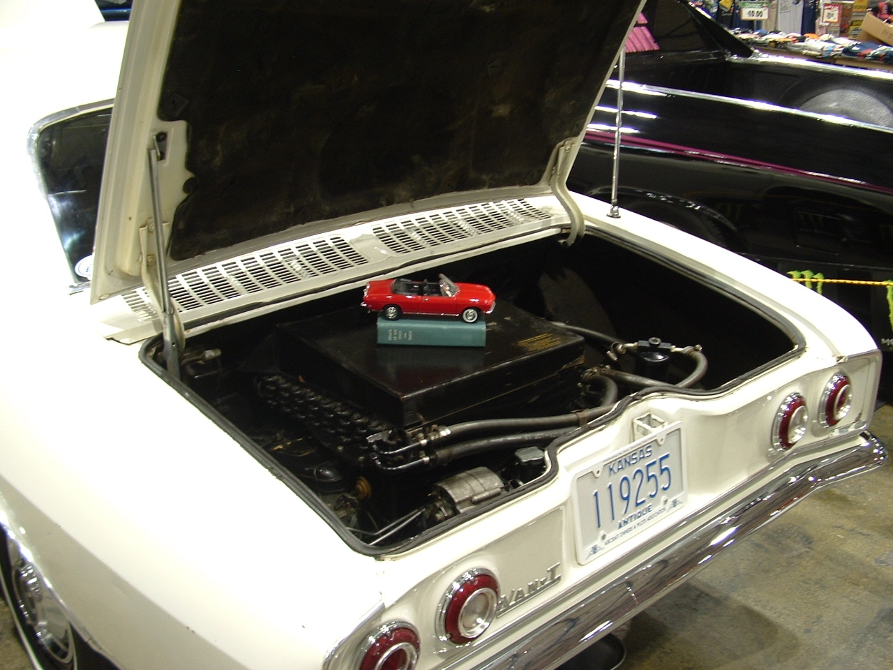Another aerohog 1965 Chevrolet Corvair post... - 14902941