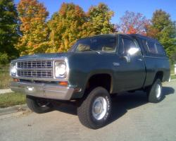 aerohog 1979 Dodge Power Wagon