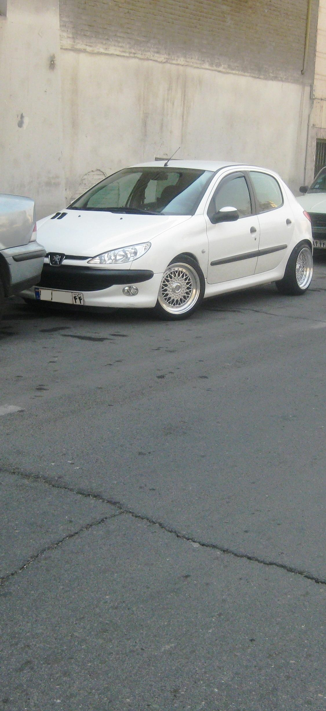 Another Taha-VR4 2001 Peugeot 206 post... - 14904124