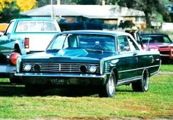 nobuckracing 1965 Mercury Park Lane
