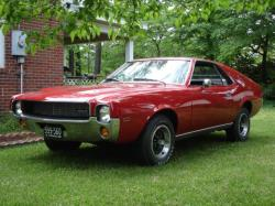 AMCAmbassadors 1968 AMC AMX