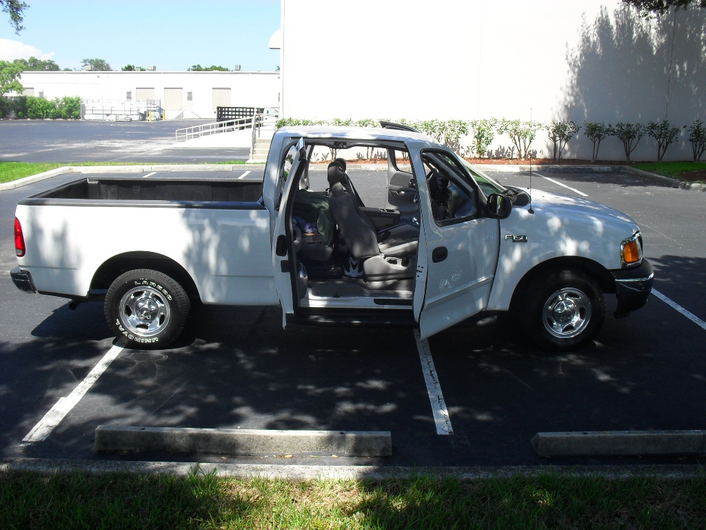 Another Heritage04 2004 Ford F150 (Heritage) Super Cab post... - 14905431