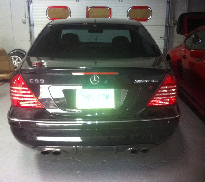 Another C55AMG_BS 2006 Mercedes-Benz C-Class post... - 14905698
