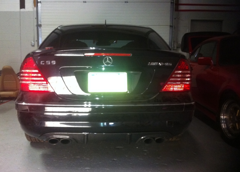 Another C55AMG_BS 2006 Mercedes-Benz C-Class post... - 14905700