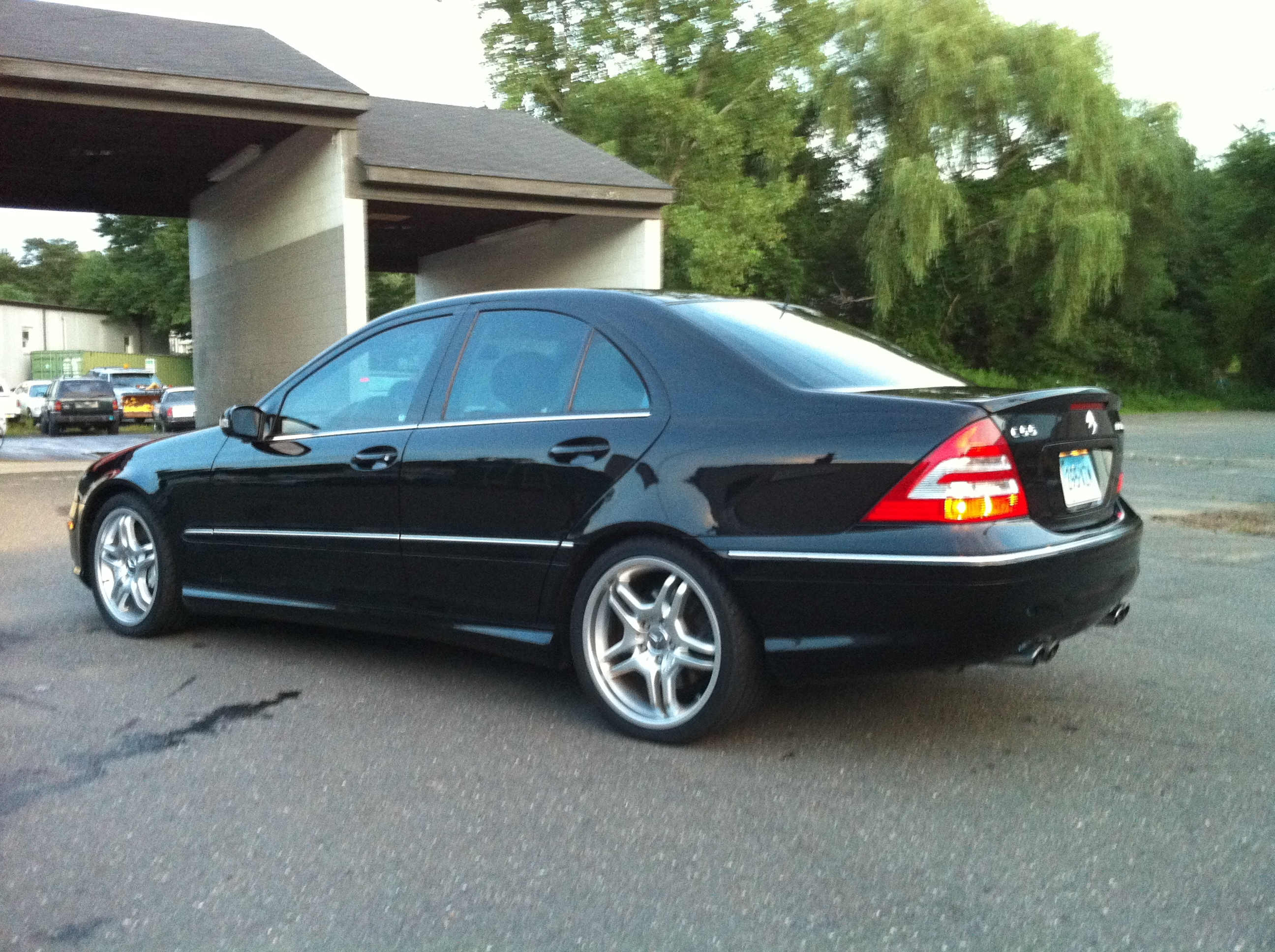 Another C55AMG_BS 2006 Mercedes-Benz C-Class post... - 14905703