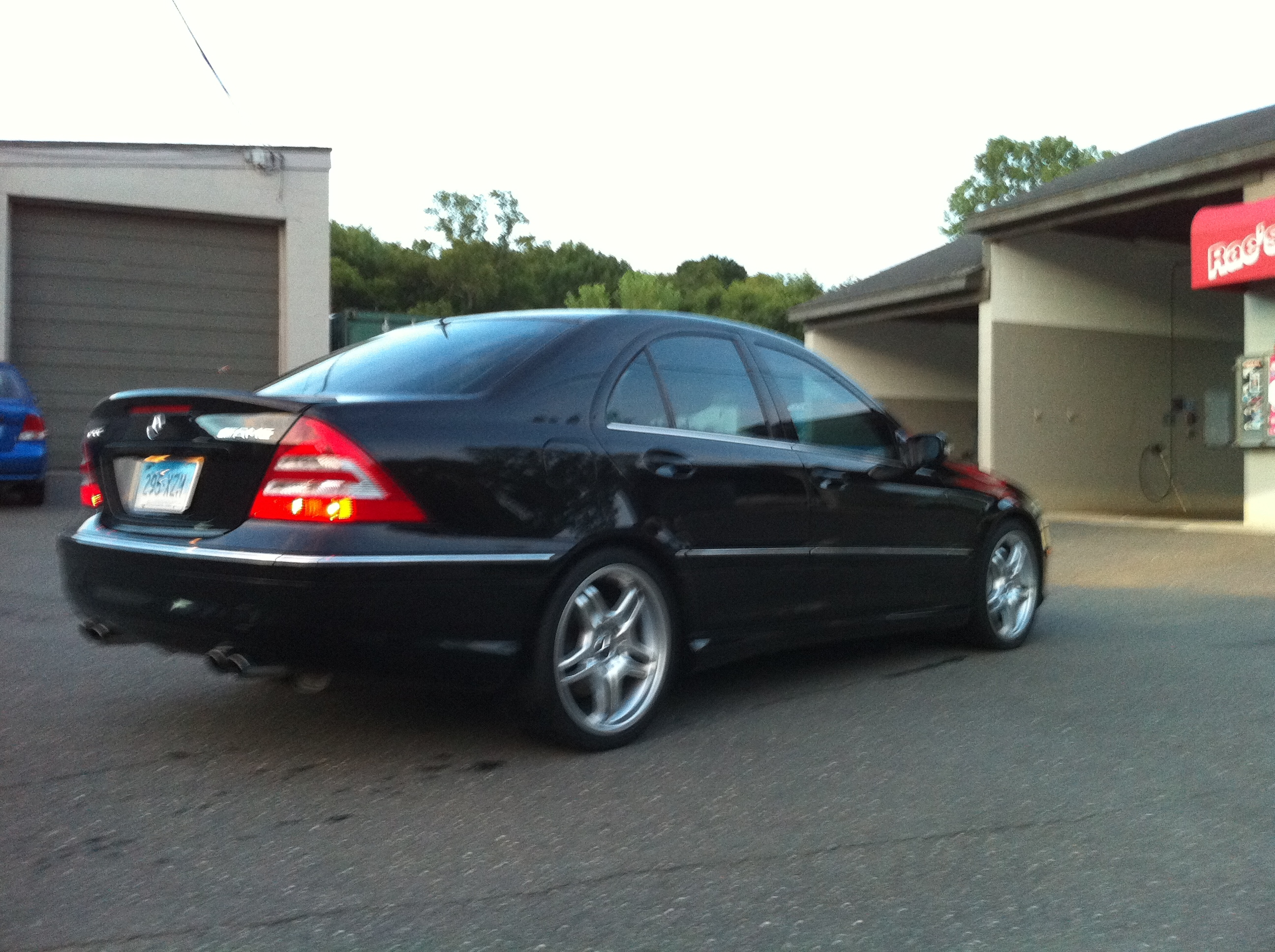 Another C55AMG_BS 2006 Mercedes-Benz C-Class post... - 14905704