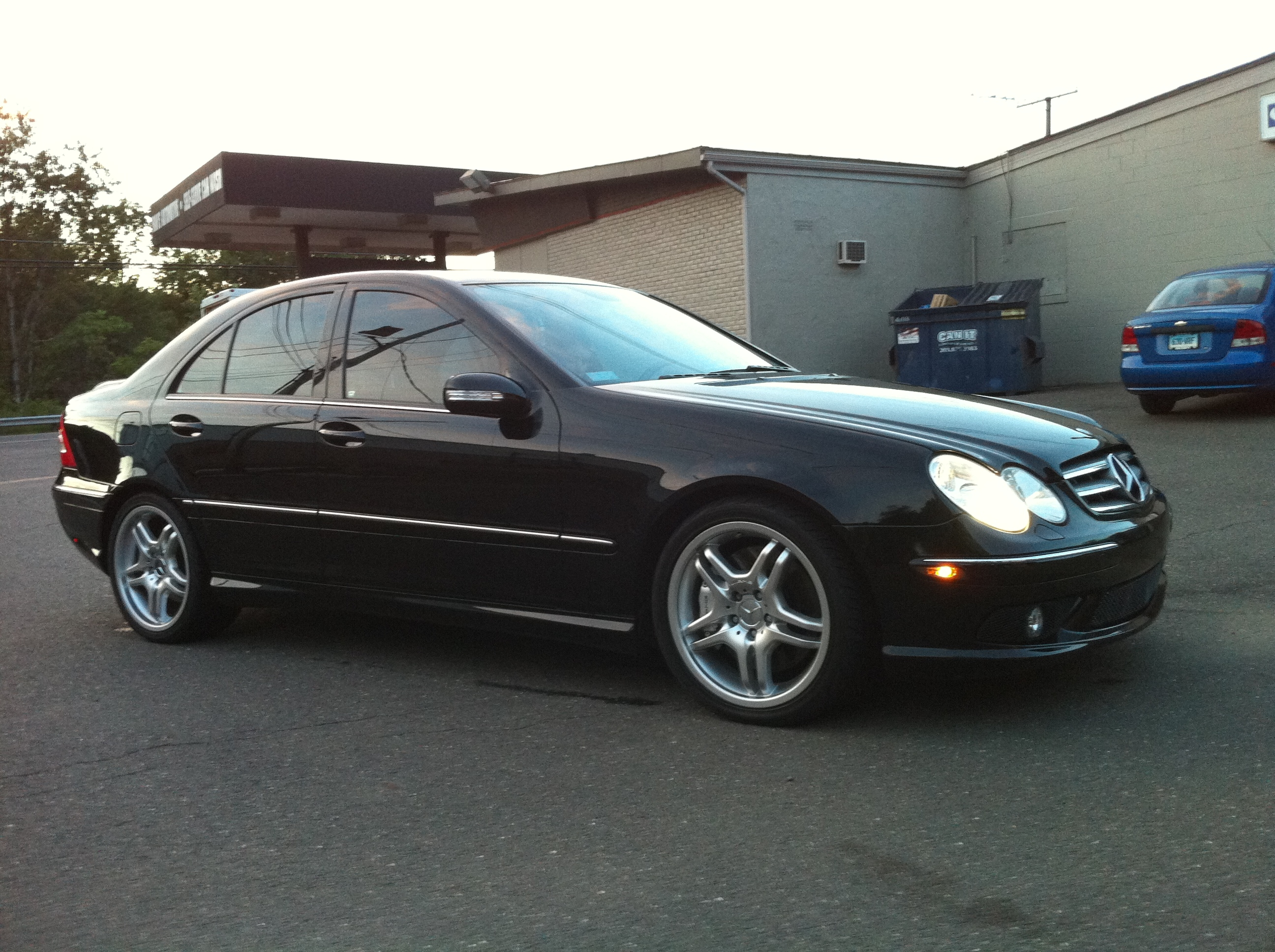 Another C55AMG_BS 2006 Mercedes-Benz C-Class post... - 14905705