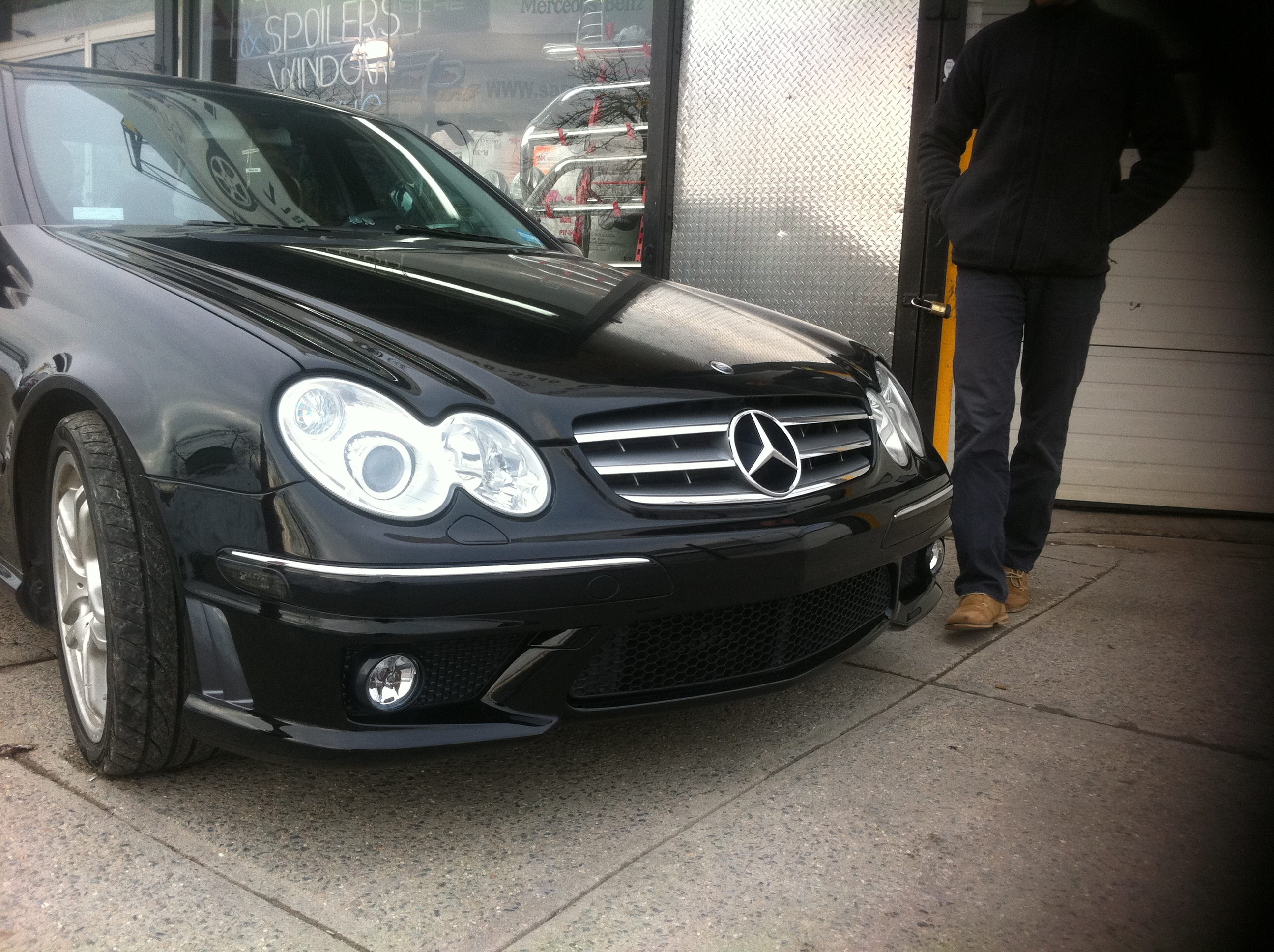 Another C55AMG_BS 2006 Mercedes-Benz C-Class post... - 14905706