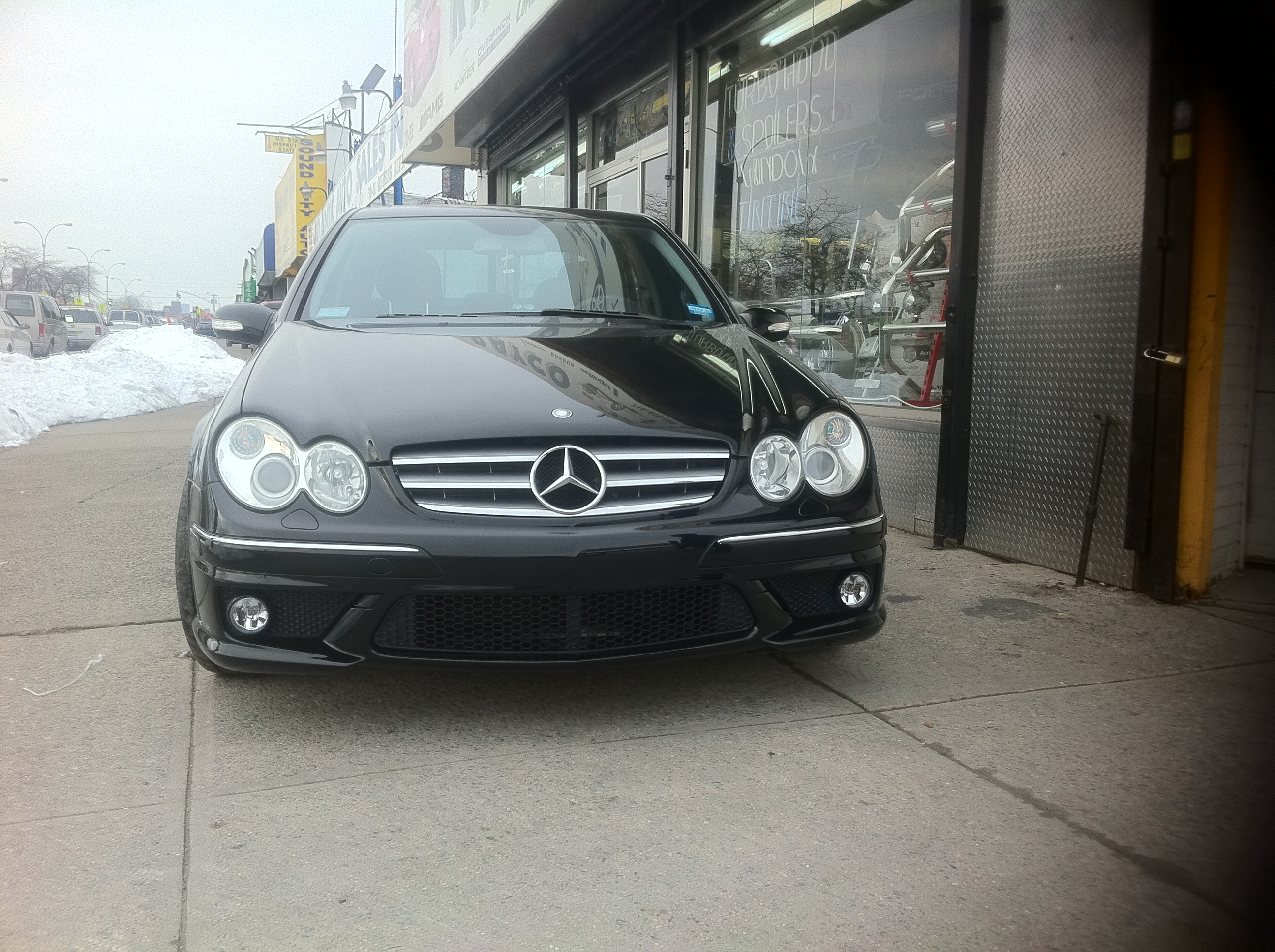 Another C55AMG_BS 2006 Mercedes-Benz C-Class post... - 14905707