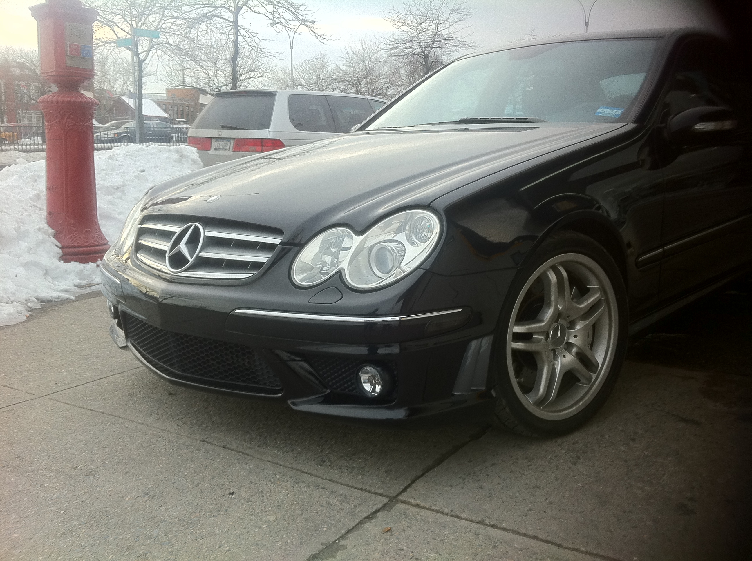Another C55AMG_BS 2006 Mercedes-Benz C-Class post... - 14905708