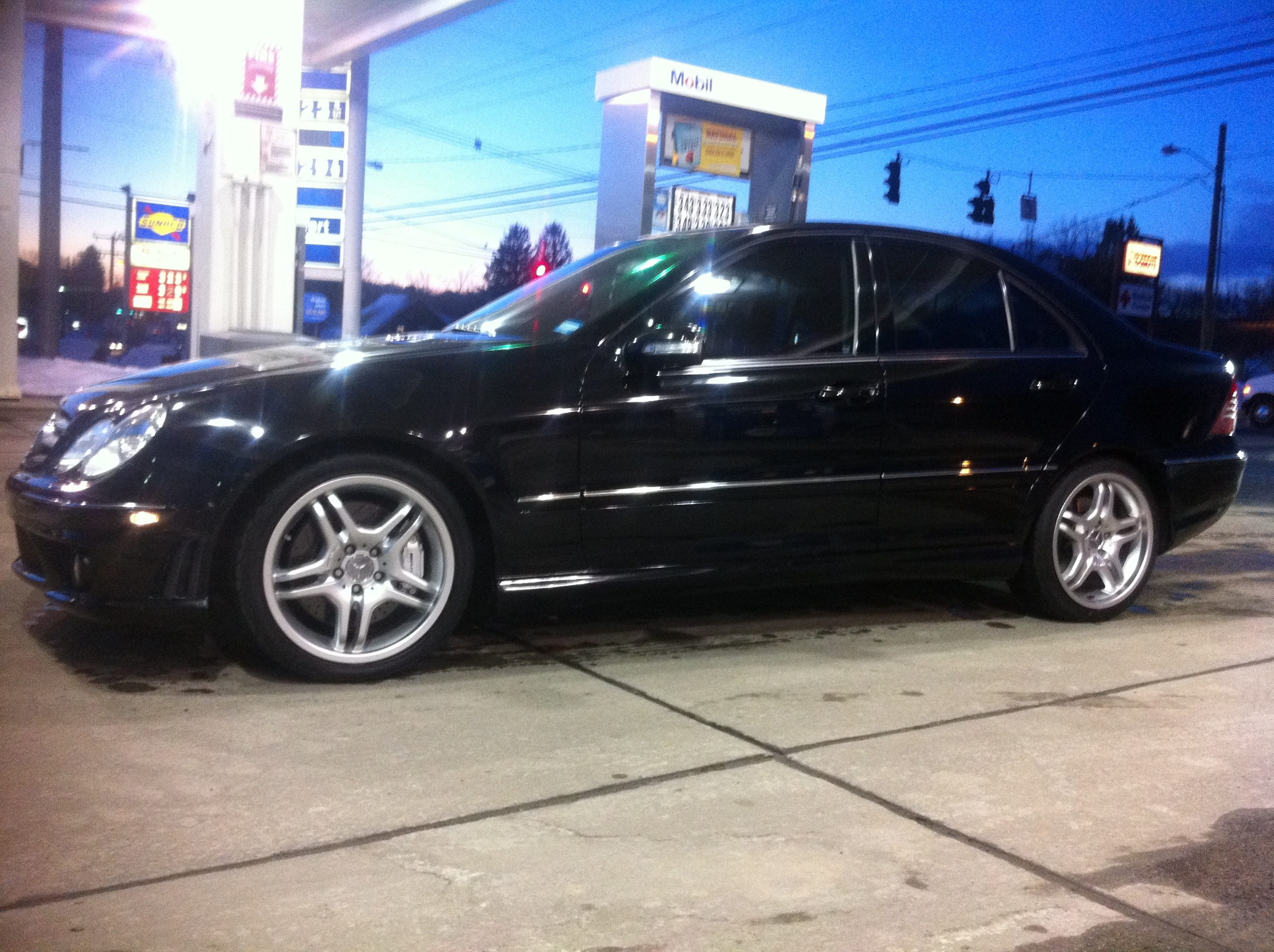 Another C55AMG_BS 2006 Mercedes-Benz C-Class post... - 14905709