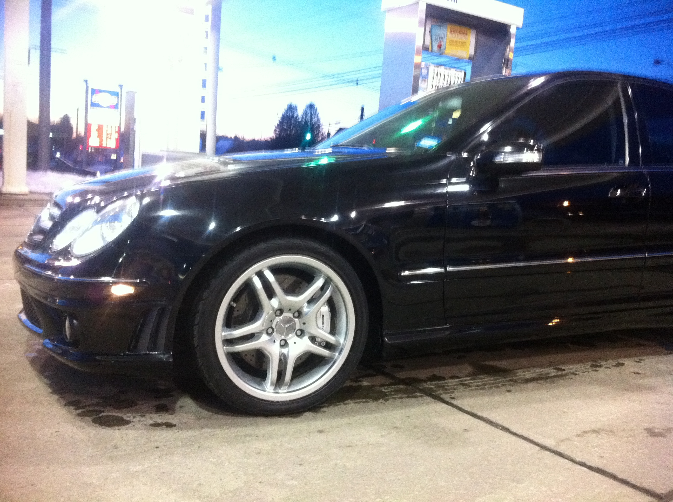 Another C55AMG_BS 2006 Mercedes-Benz C-Class post... - 14905710