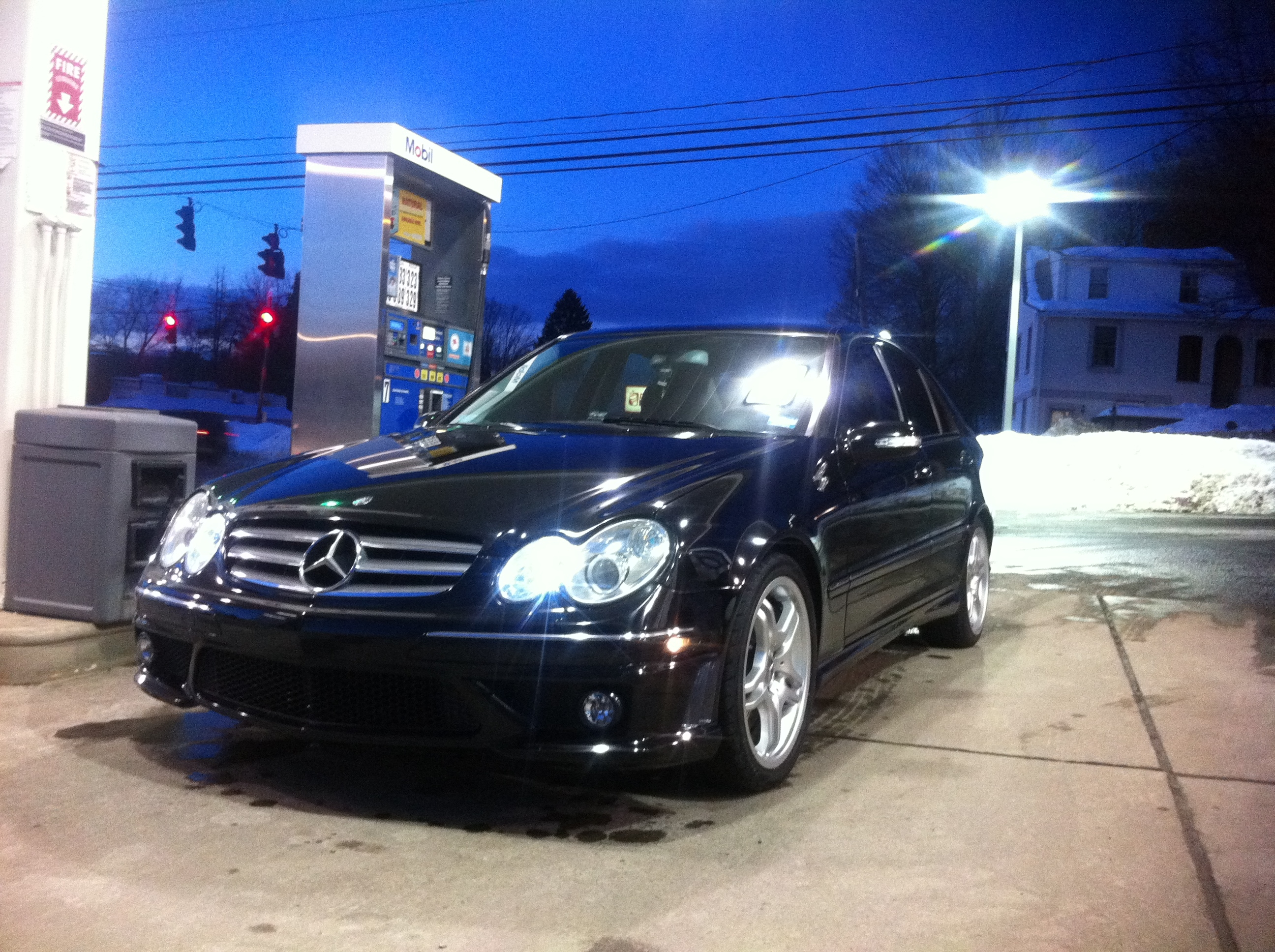 Another C55AMG_BS 2006 Mercedes-Benz C-Class post... - 14905711