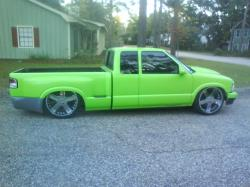 shawnmichelle10 1996 Chevrolet S10 Extended Cab
