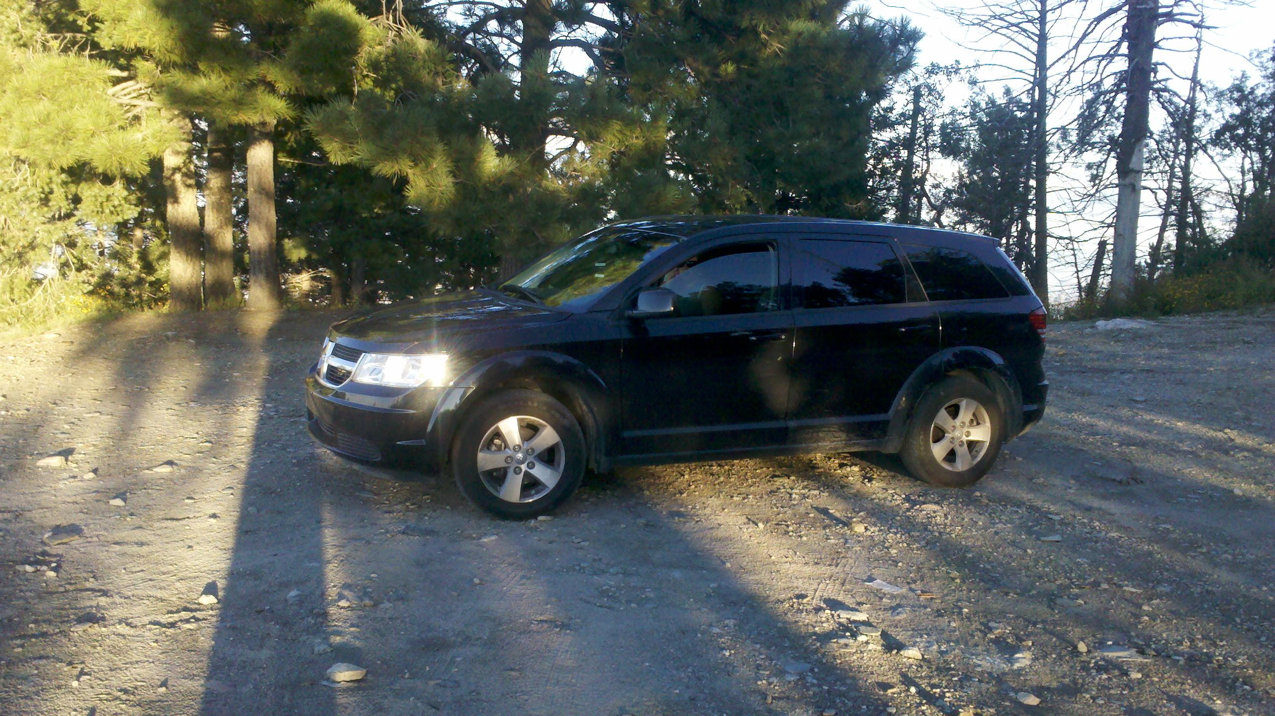 Makavilli's 2009 Dodge Journey