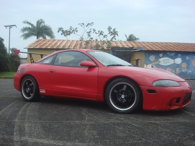 kokymaster 39 s 1995 mitsubishi eclipse rs coupe 2d in panama. Black Bedroom Furniture Sets. Home Design Ideas