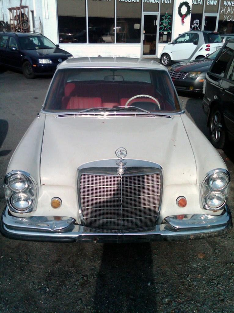 jayscrossfire 1966 Mercedes-Benz 230