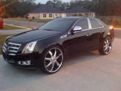 Lrellzs 2009 Cadillac CTS
