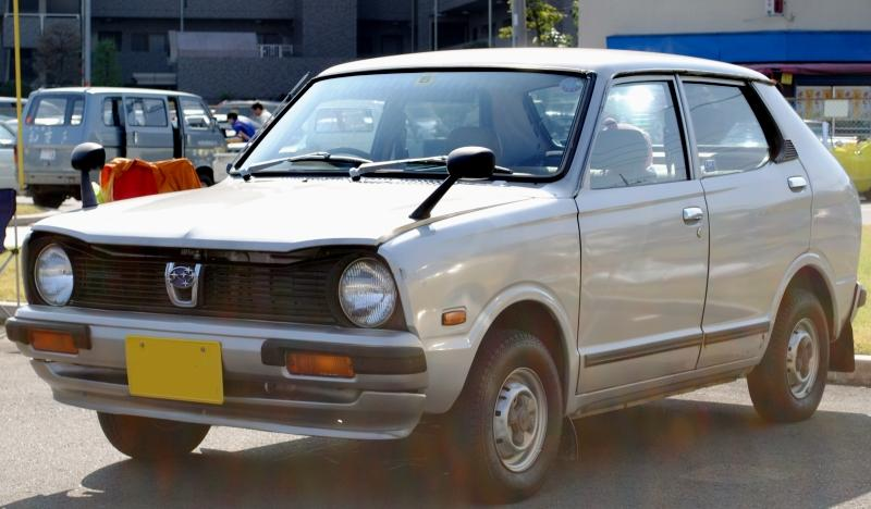 Another 4av14 1981 Subaru Justy post... - 14906985