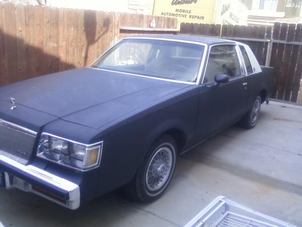 Another BIG-P 1985 Buick Regal post... - 14907658