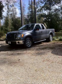 cgtreadws 2010 Ford F150 Super Cab