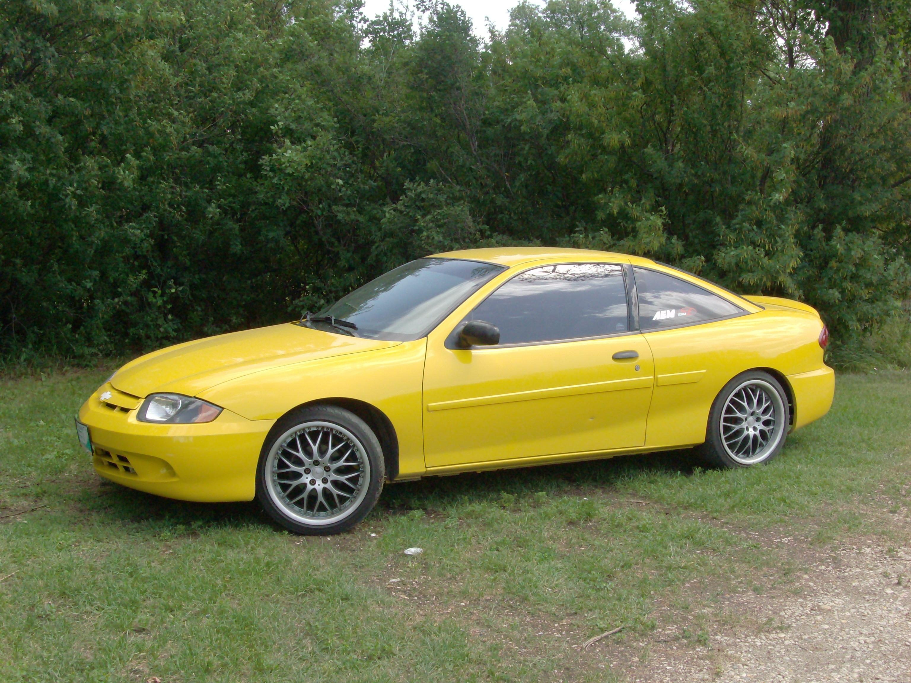 jnicecav 39 s 2004 chevrolet cavalier coupe 2d in winnipeg mb. Cars Review. Best American Auto & Cars Review