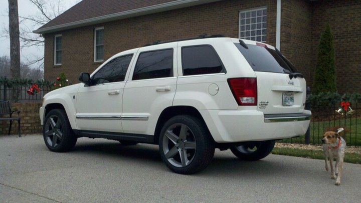 spldurango 2007 jeep grand cherokeelimited sport utility 4d specs photos modification info at. Black Bedroom Furniture Sets. Home Design Ideas
